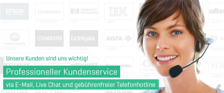 Kundenservice Hotline Live Chat Telefonhotline