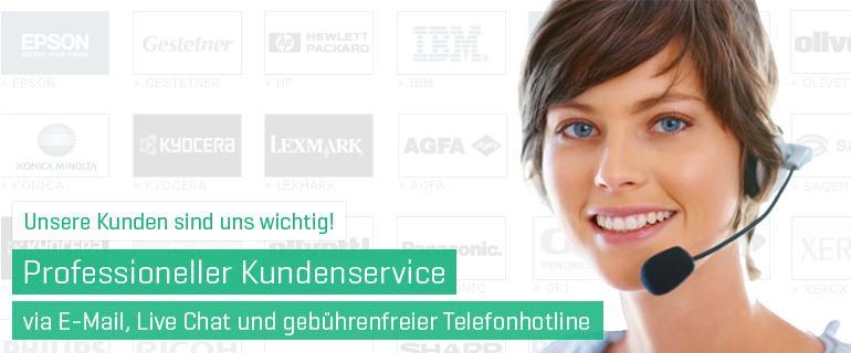 Kundenservice Hotline Live Chat Telefonhotline
